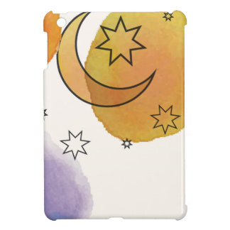 Moon and Stars iPad Mini Cover