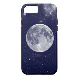 Moon and stars smartphone case
