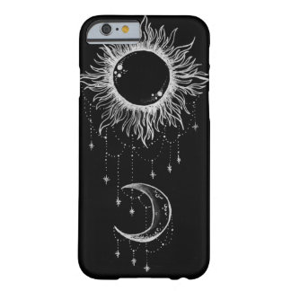Moon and Sun Boho iPhone 6/6s Case