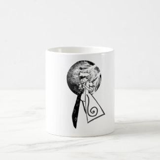 Moon and Tree Coffee Mug