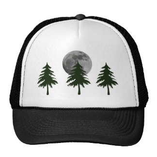 MOON AND TREES CAP
