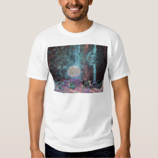 Moon Art | Fantasy Tee Shirt