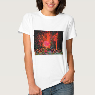 Moon Art | Pink Champagne And You Tees