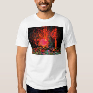 Moon Art | Pink Champagne And You Tshirts