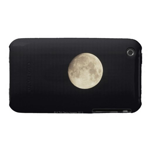 Moon at night Case-Mate iPhone 3 cases