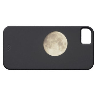 Moon at night iPhone 5 covers