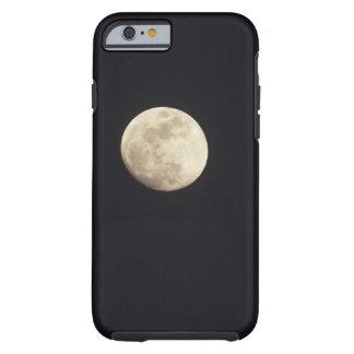 Moon at night tough iPhone 6 case