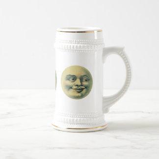 Moon Beer Steins