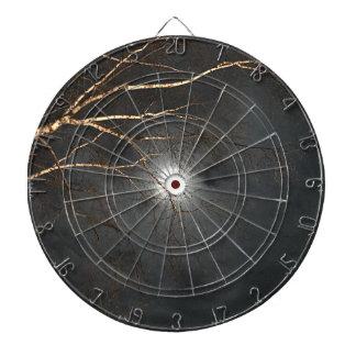 Moon Bullseye Industrial Dart Board