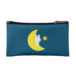 Moon Bunny Cosmetic Bag