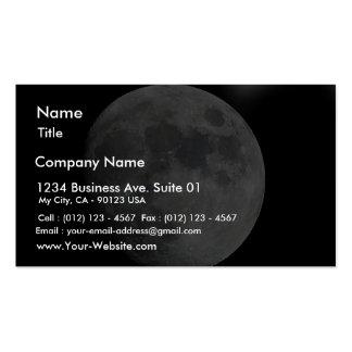 Moon Business Card Templates