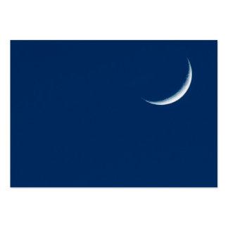 Moon Business Card