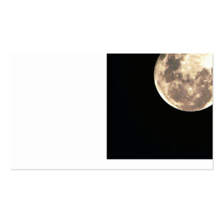 Moon Business Cards 4
