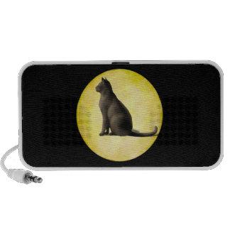 Moon Cat iPod Speaker