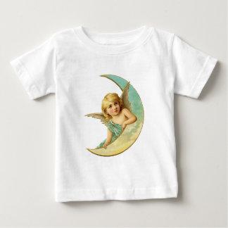 Moon Cherub Baby T-Shirt