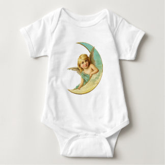Moon Cherub T Shirts