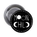 Moon Child Button