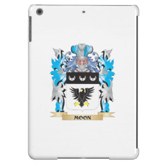 Moon Coat of Arms - Family Crest iPad Air Cases