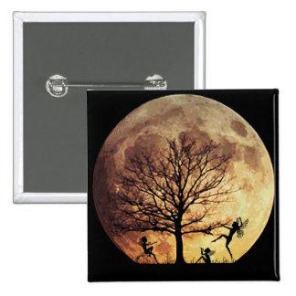 Moon Dance 15 Cm Square Badge