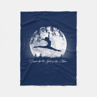 Moon Dance Fleece Blanket