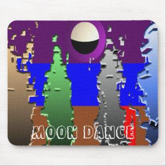 Moon Dance Mouse Pad