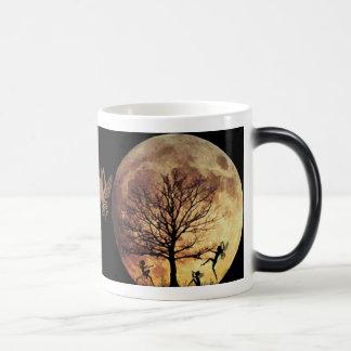 Moon Dance 11 Oz Magic Heat Color-Changing Coffee Mug