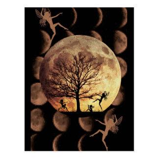 Moon Dance Postcard