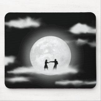 Moon Dancing! Mouse Mat