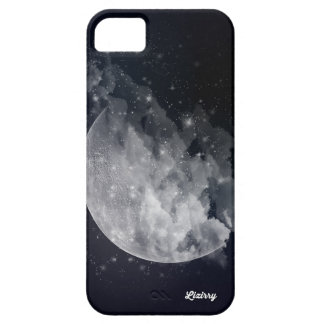 moon dark barely there iPhone 5 case