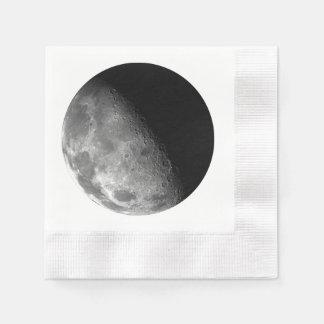Moon Disposable Napkins