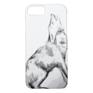 Moon Dogging iPhone 7 Case