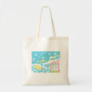 Moon Dreaming Tote Bag