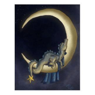 Moon Dreams Postcard