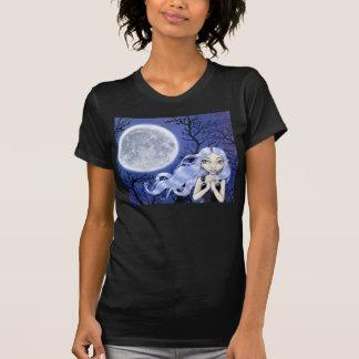 Moon Elf Fantasy Art Shirt