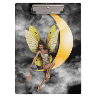 Moon Fairy Clipboard