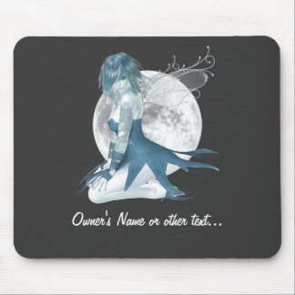 Moon Fairy Mousepad