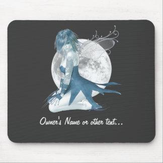 Moon Fairy Mousepad
