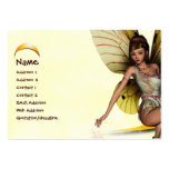 Moon Fairy Pack Of Chubby Business Cards