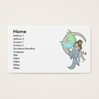 Moon Fairy Profile Card