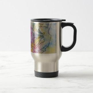 Moon Fairy Stainless Steel Travel Mug