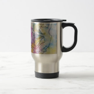 Moon Fairy Travel Mug