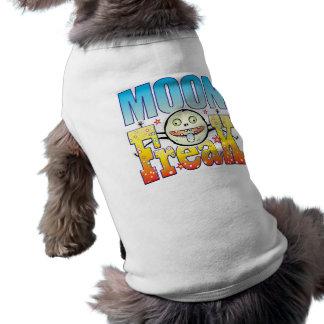 Moon Freaky Freak Sleeveless Dog Shirt