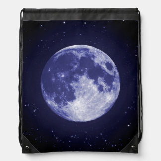 Moon from Earth Backpack
