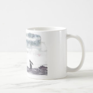 Moon Gazing Hare Mug
