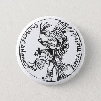 Moon god black - Amazing Mexico Button
