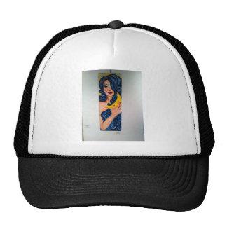 Moon Goddess Line Trucker Hat