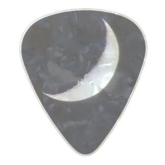 moon guitar pick
