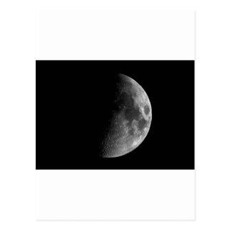 Moon, Half Moon Postcard