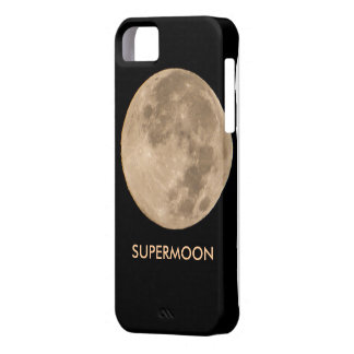 Moon Image for iPhone 5 case