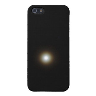 Moon in a Night Sky - CricketDiane iPhone 5/5S Covers